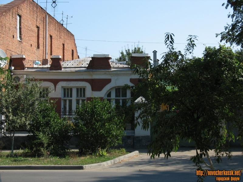 Дом на проспекте Ермака