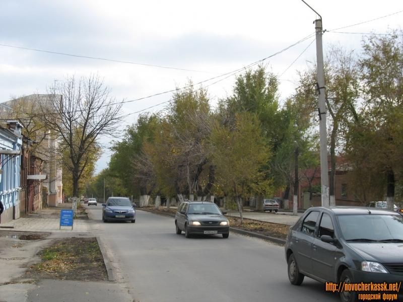Пушкинская от Баклановского до Троицкой
