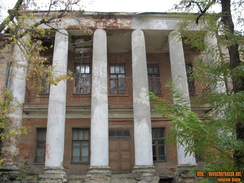 Дом генерала Курнакова
