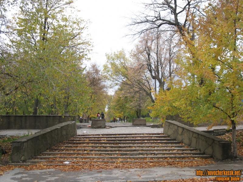 Аллея Александровского парка