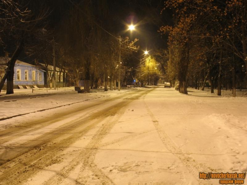 Улица Кривопустенко