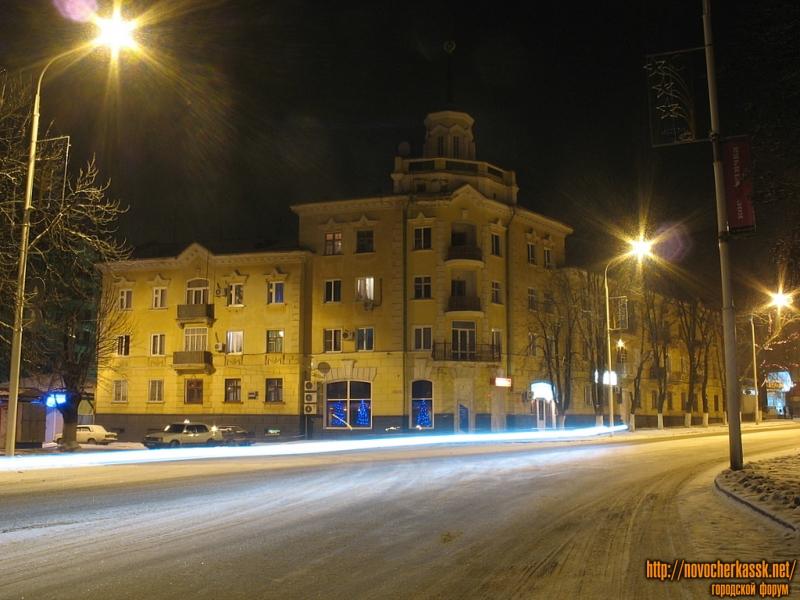 Угол Московской и Кривопустенко