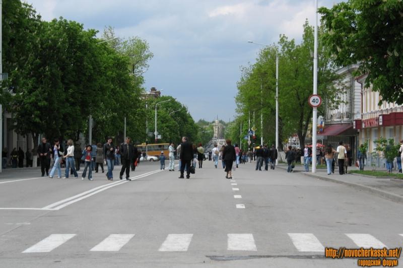 Московская на 9 мая