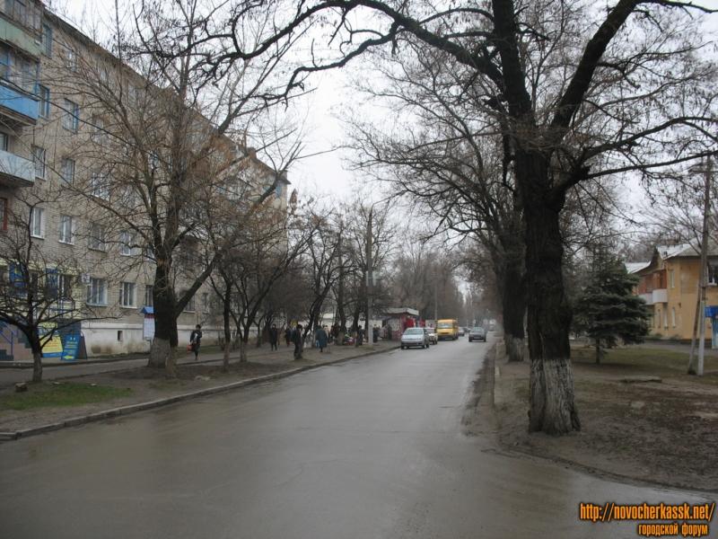 Калинина на пересечении с Заводской