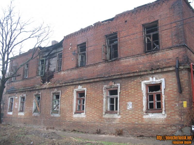 Путиловский переулок, дом 36