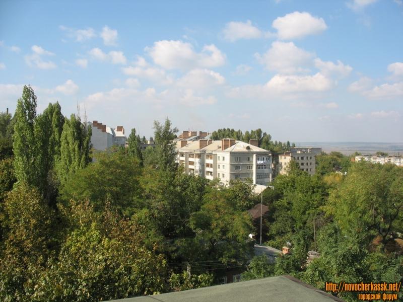 Вид на дома на ул. Крылова