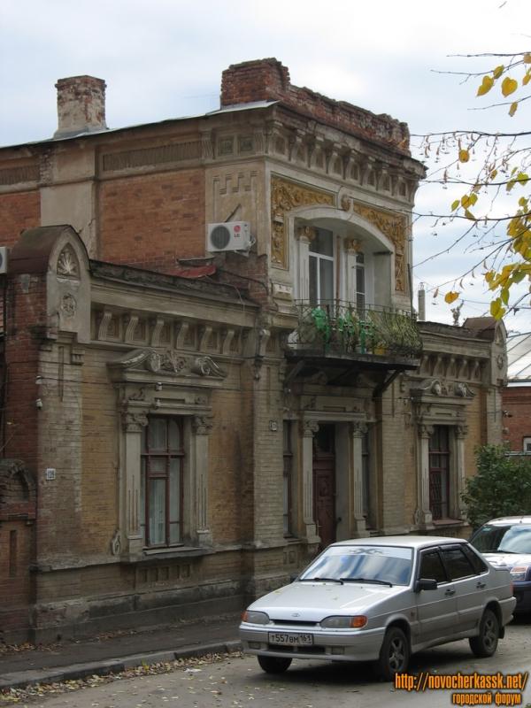Дом на Просвещения, между Пушкинской и Орджоникидзе