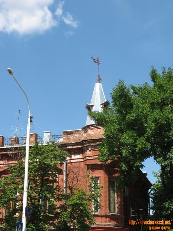 Шпиль на Московской