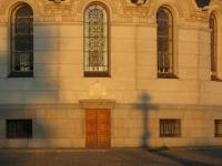 Вход в нижний собор