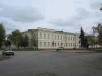 Здание третьей школы