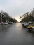 Около НПОПАТ. После дождя