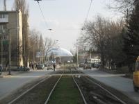 Взгляд с 26 Бакинских комиссаров в сторону стадиона Ермак. На фоне - Ледовый дворец