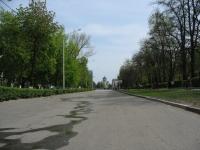 Платовский проспект в сторону Собора