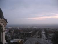 Вид с собора. Красный спуск
