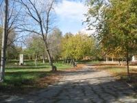 Парк на площади Чапаева
