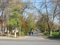 Троицкая, вид с Пушкинской в сторону Троицкой площади