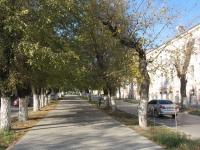 Пушкинская, вид в сторону проспекта Баклановского от улицы Троицкой