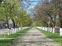 Весенний проспект Баклановский
