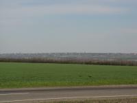 Вид на город с трассы М4