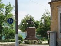 Памятник атаману Платову на коне