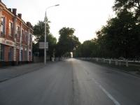 Проспект Баклановский в сторону ул. Галины Петровой