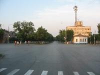 Перекресток Баклановский - Пушкинская