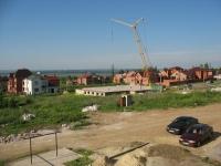 Строительство коттеджей в районе Сармата