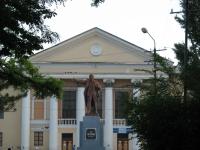 Памятник Ленину на Октябрьском
