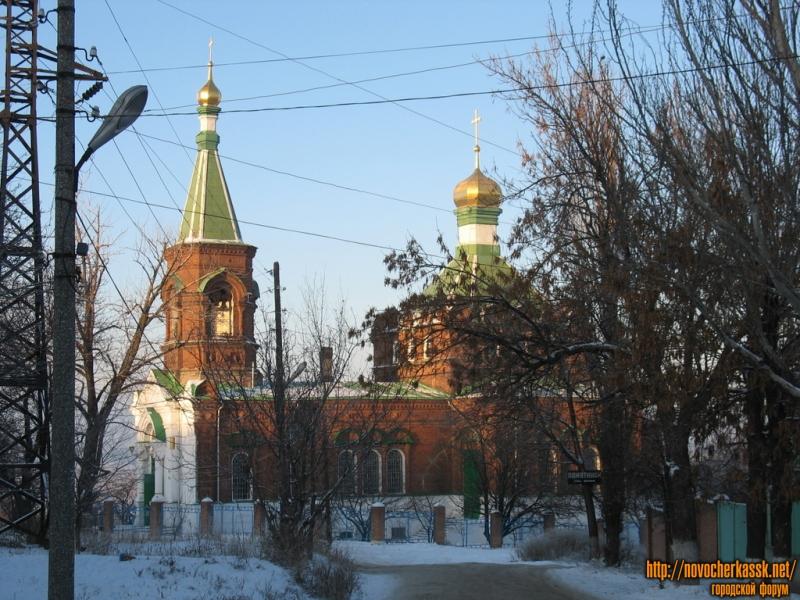 Константино-Еленинская церковь, Крылова, Добролюбова