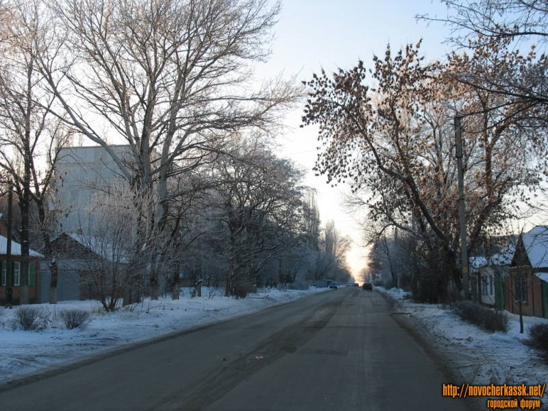 Буденновская улица