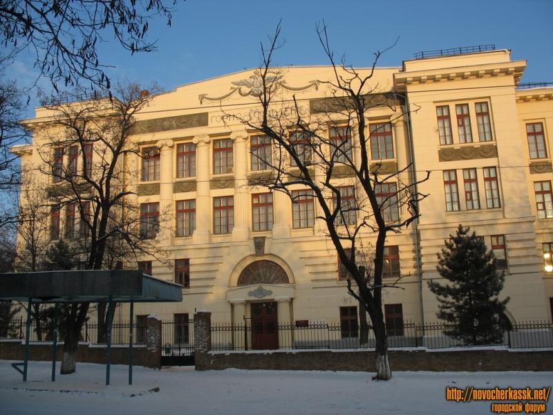 Горный корпус ЮРГТУ (НПИ)