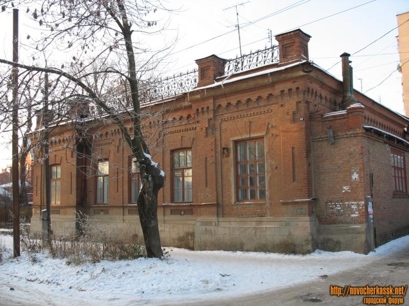 Дом на Троицкой улице