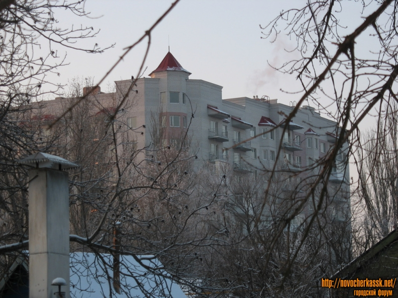 Жилой комплекс Олимп, угол Первомайской и Троицкой