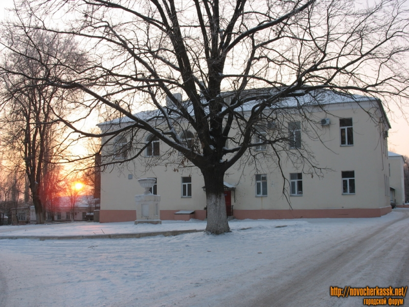 Роддом, Первомайская