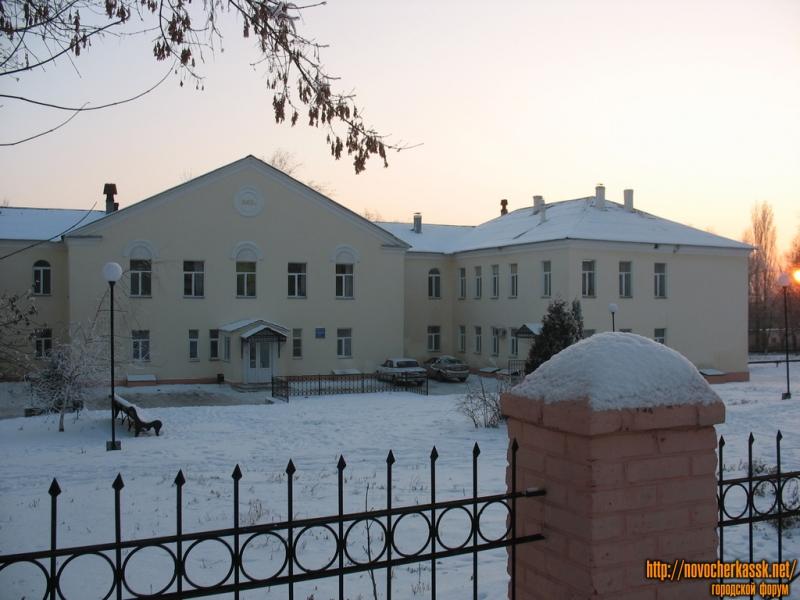 Родильный дом, угол Первомайской и Юннатов