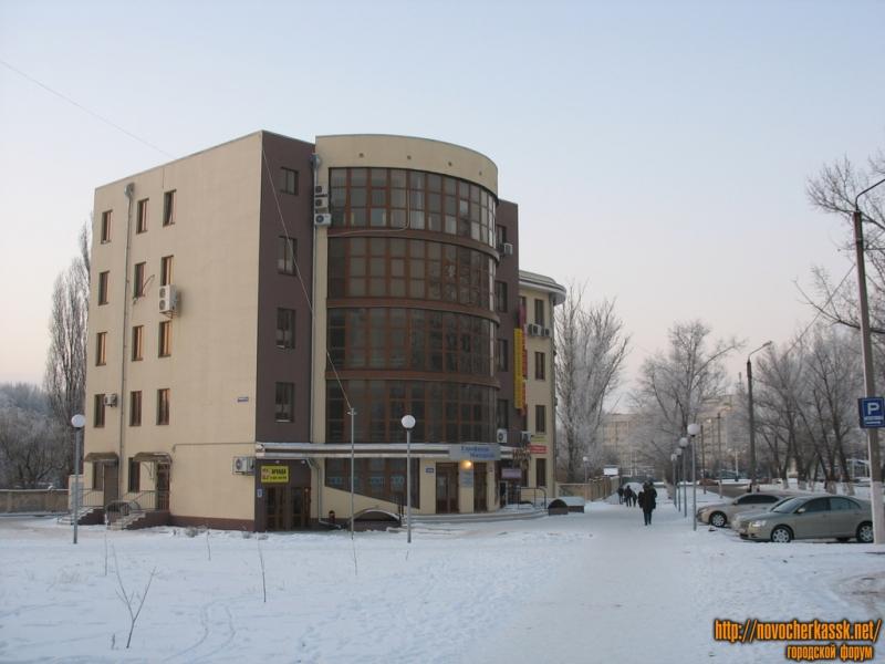 Торговый центр на Первомайской