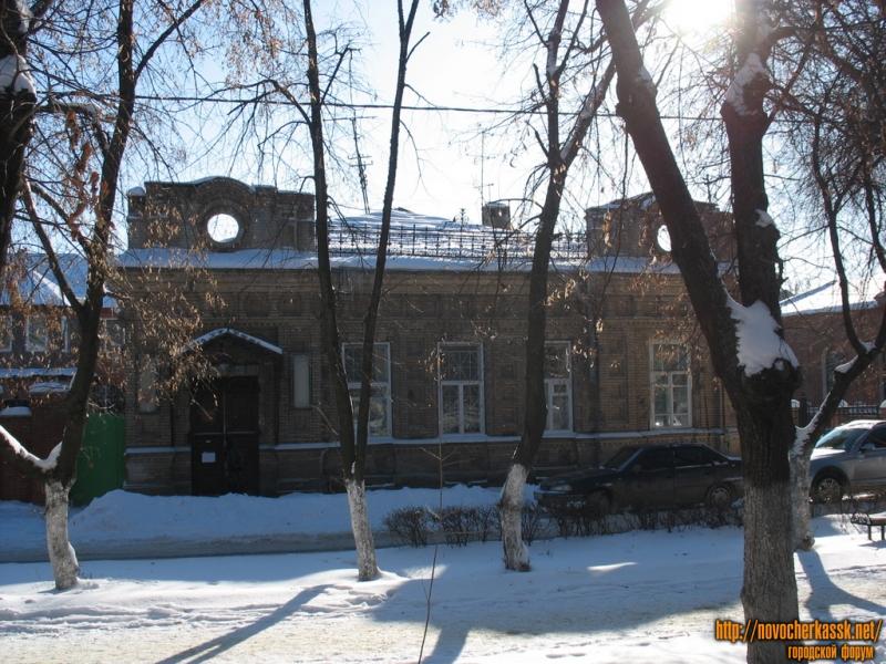 Отдел Кадров ЮРГТУ (НПИ), улица Просвещения