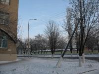 Баклановский, вид с улицы Ларина
