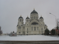 Зимняя площадь Ермака