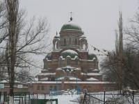 Церковь Александра Невского, Александровская улица
