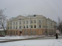 Военный госпиталь, угол Платовского и Пушкинской