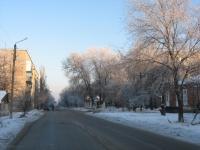 Пересечение улицы Буденновской и Ларина