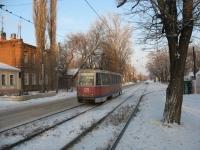 Трамвай на перекрестке Богдана Хмельницкого и Троицкой