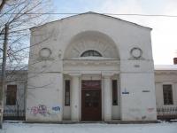 Учебные мастерские ЮРГТУ (НПИ), Троицкая улица