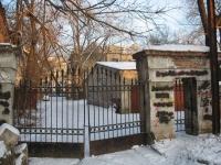 Переулок Скрябина, ворота Профессорского дома