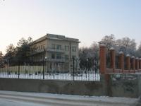 Старый корпус детской поликлиники, улица Первомайская
