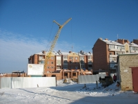 Строительство жилого дома по переулку Славянскому