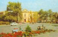 Музей истории Донского казачества, перекресток Атаманской и Платовского