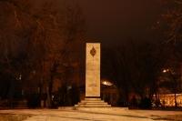 Памятник «Солдатам правопорядка»