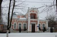 Учебно-научный производственный корпус ЮРГТУ (НПИ) на Атаманской